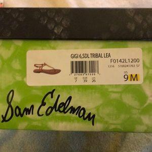 Sam Edelman Shoes - Sam Edelman Tribal Lea flat sandal
